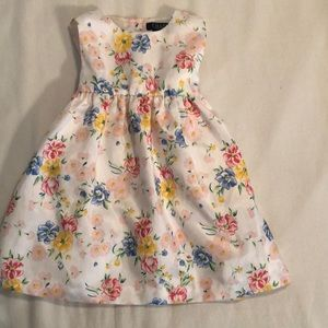 Chaps Toddler dress .. size 18 months
